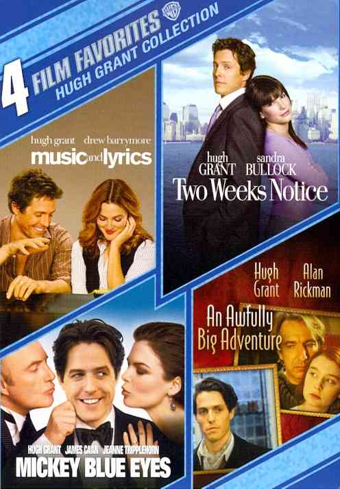 4 FILM FAVORITE:HUGH GRANT COLLECTION BY GRANT,HUGH (DVD)